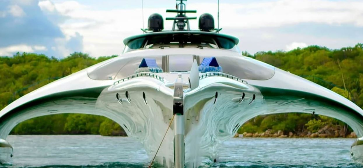 Buy the $15 million iPad-controlled super yacht with Fort Lauderdale Yacht Sales