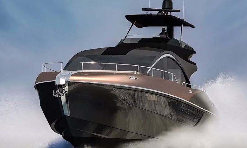 Luxury carmaker Lexus hitting water with stunning new yacht