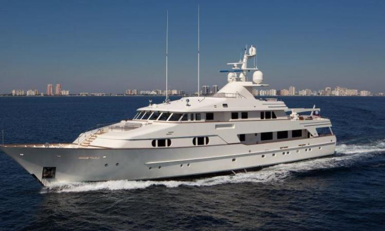 BG YACHT FOR CHARTER