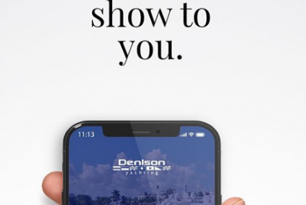 Denison Yachting Launches Virtual Boat Show on March 27